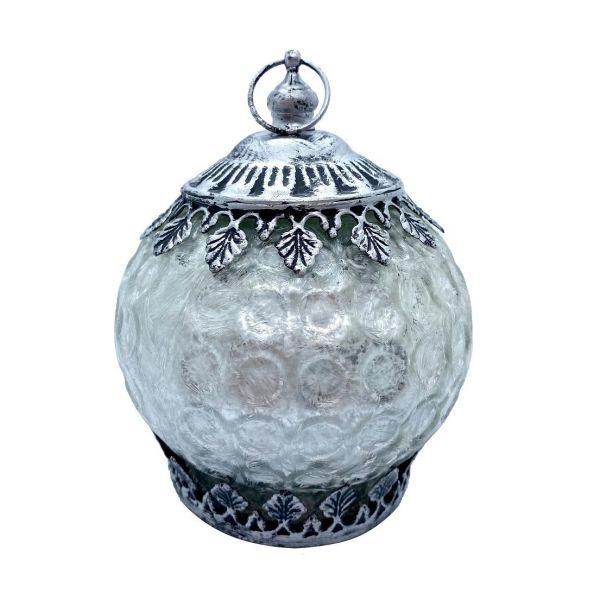 "Parts4Living LED Laterne ""Orient"" orientalische Lampe batteriebetrieben 11x13 cm"