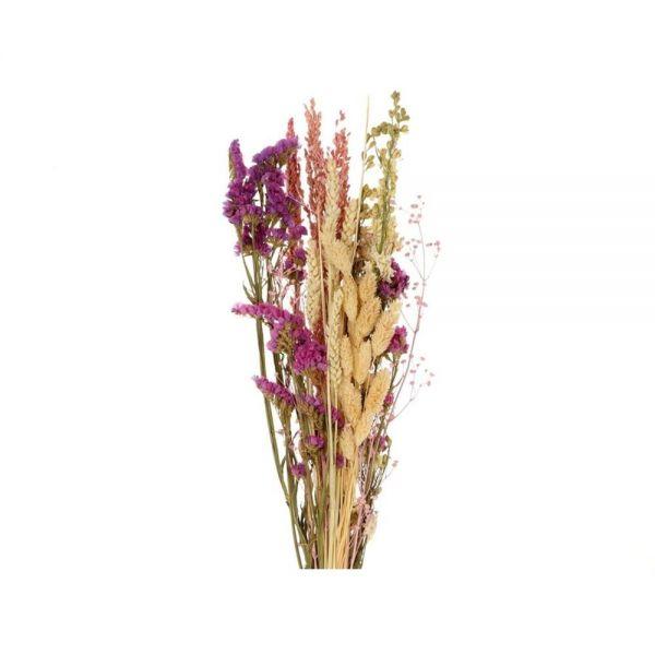 """Parts4Living Trockenblumen Strauß """"Rittersporn"""" getrocknete Blumen Länge 55 cm"""